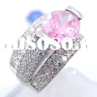 2011 fashion Silver Ring, welcome OEM order silver jewelry