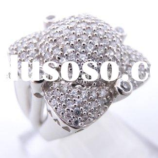 2011 fashion silver925 jewelry rings---R5209