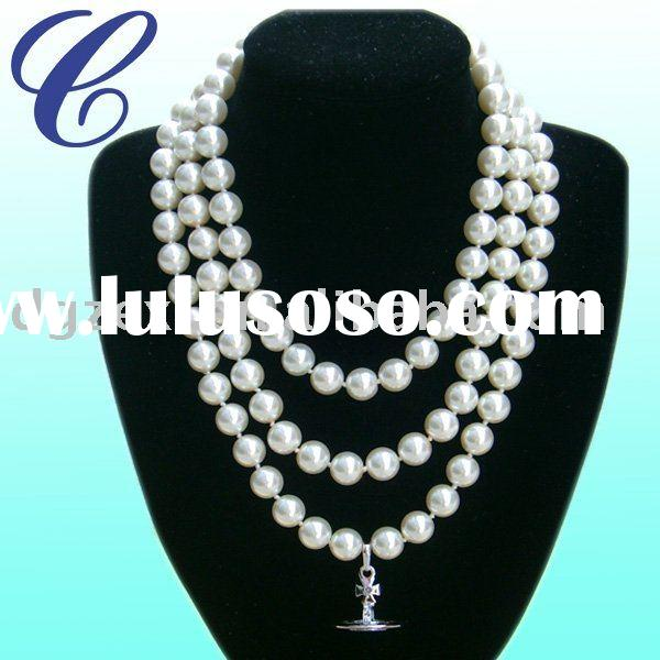 2011 hot fashion jewelry of necklace manufacturer supplies directly