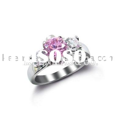 925 silver jewelry, cz ring, wholesale jewelry, welcome to order!!