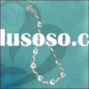 925 sterling silver bracelet fashion jewelry(Toll free for contact now: +1-888-5513593)