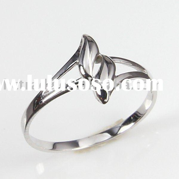 925 sterling silver finger ring blanks