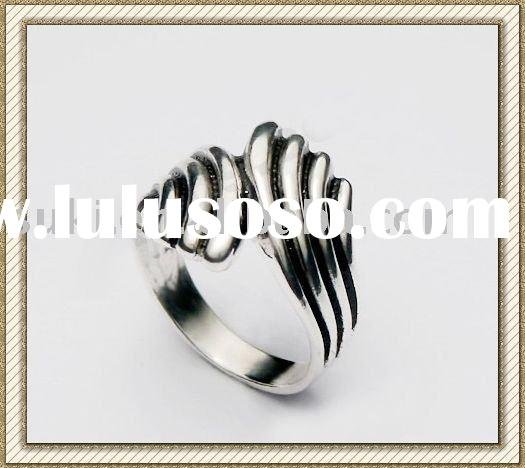 Antique Sterling Silver  Ring