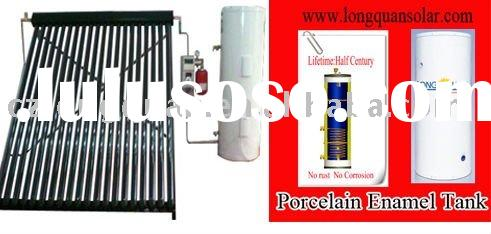 CE Approved Heat Pump Solar Hot Water Heater