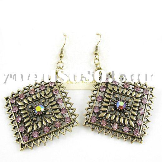 Fashion Vintage Costume  Earring