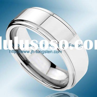 Forever Shiny Tungsten Ring Hot Sales for Wedding Gift