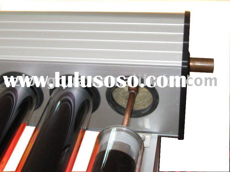 Glass Tube Solar Water Heater / Calentador De Agua Solar