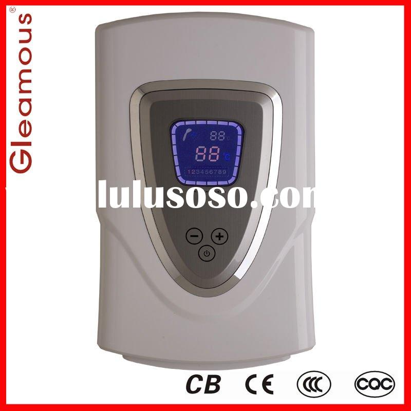 Instant Electric Water Heater for Shower, LED Display General Electric Water Heaters