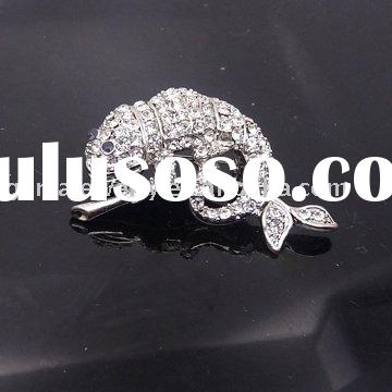New Costume Jewelry Animal Pin Brooch