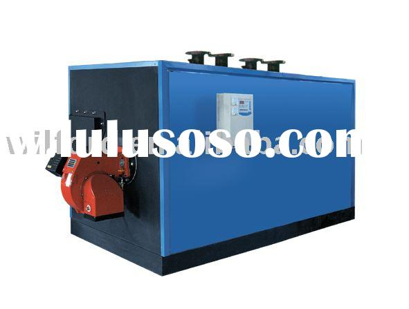 Oil Fired Hot Water Boiler,Water Heater   0.58MW