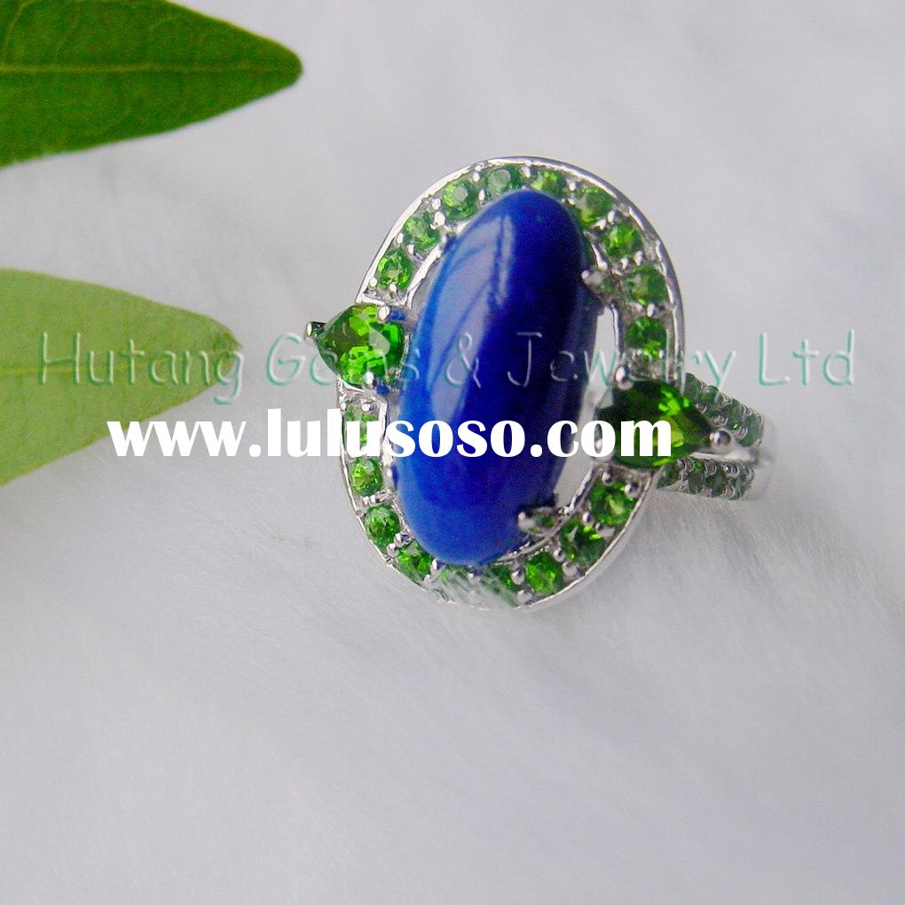 Silver Jewelry:  925 sterling silver ring SR3827