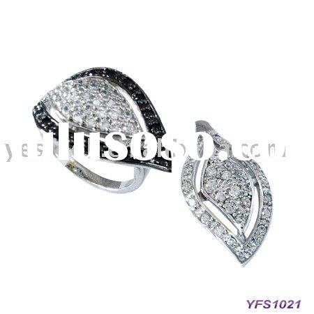 Silver Sets with CZ