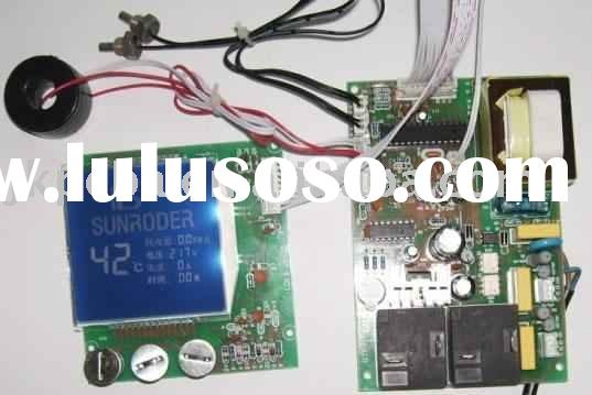 Solar water heater control board