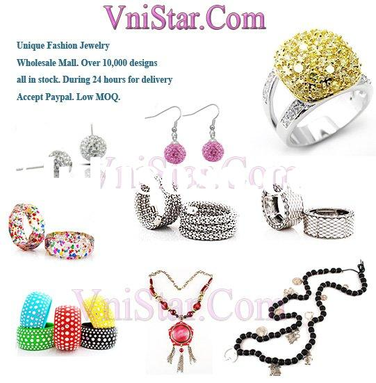Vnistar Fashion Jewelry Wholesale