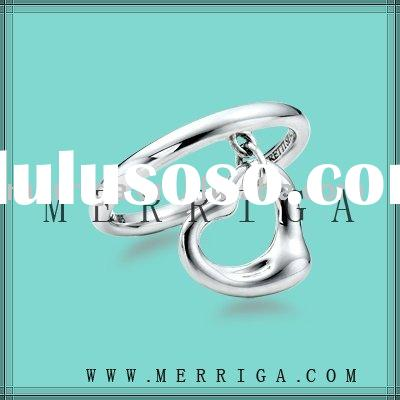 Wholesale 925 stering silver ring with cheap price