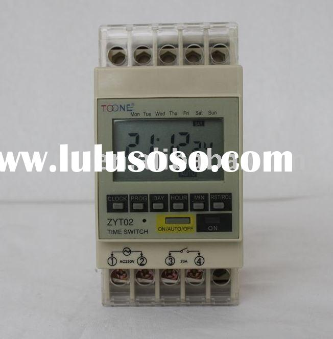 ZYT02 Electric Timer Switch