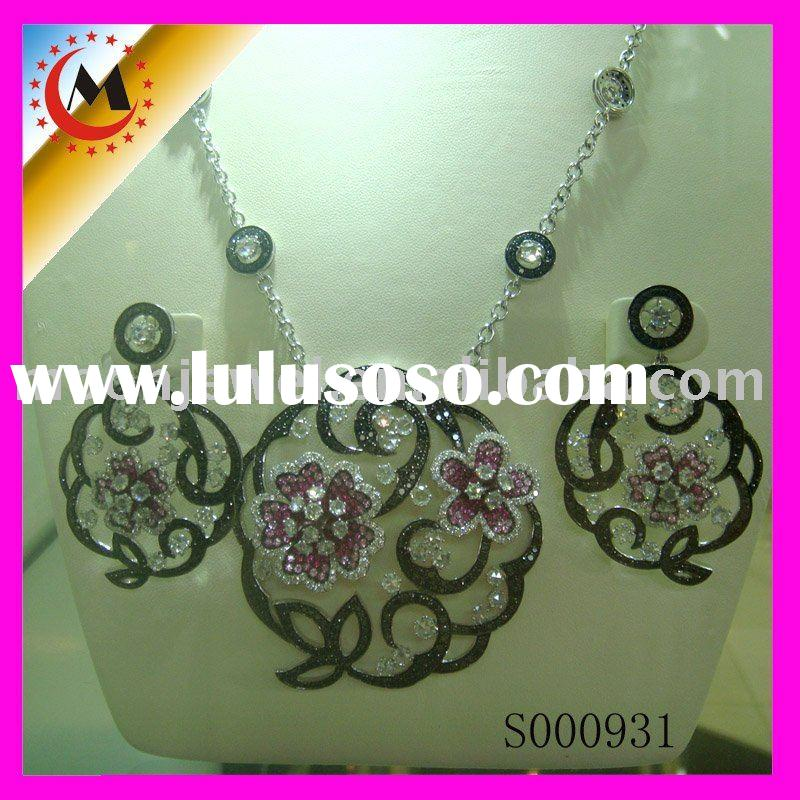 costume jewelry set(S000931)