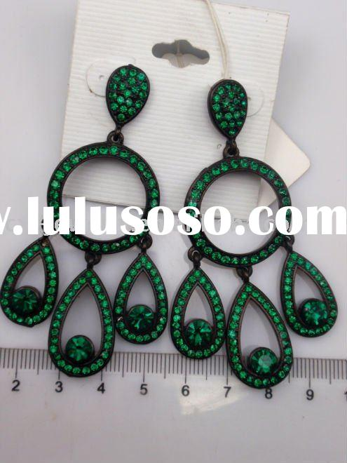 fashion  costume jewelry earring
