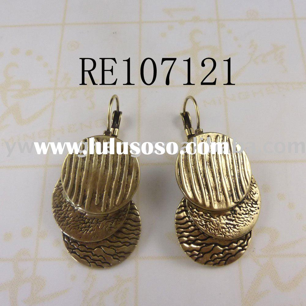 fashion jewelry costume earrings
