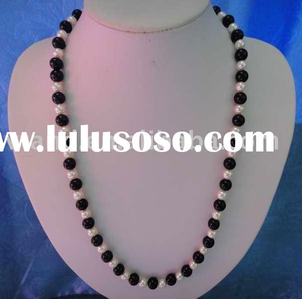 fashion pearl necklace jewelry