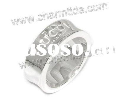 fashion silver finger ring