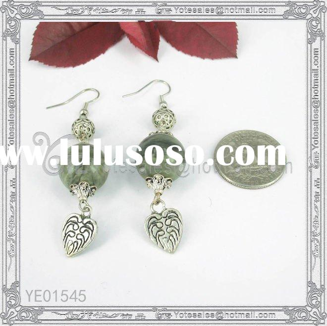 fashion sterling silver earring