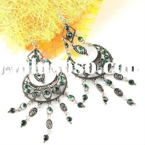 free shipping ,east indian jewelry ,indian dangle earrings ,paypal ,low price ,er-472i