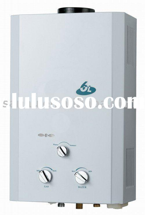 tankless gas water heater