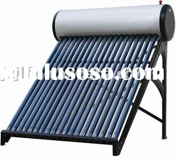 water heater solar collector
