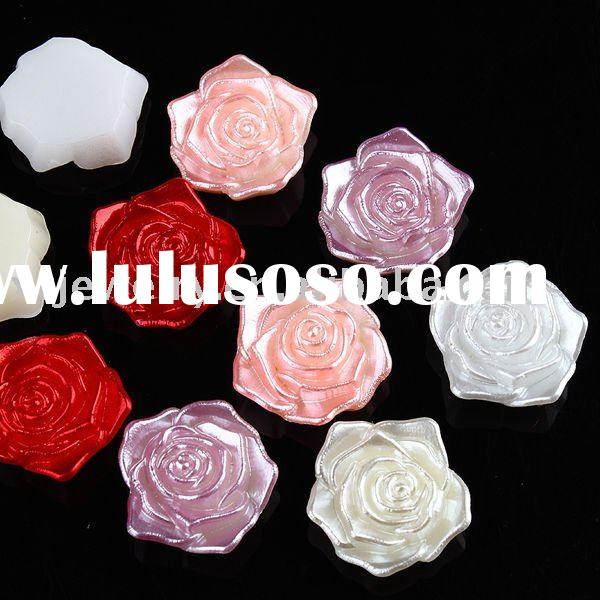 wholesale   abs rose accessories