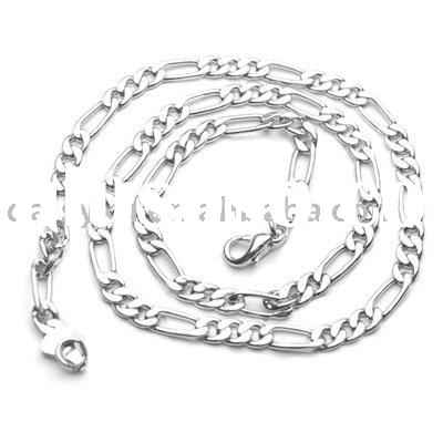 wholesale fashion cheap price stainless steel necklace chain