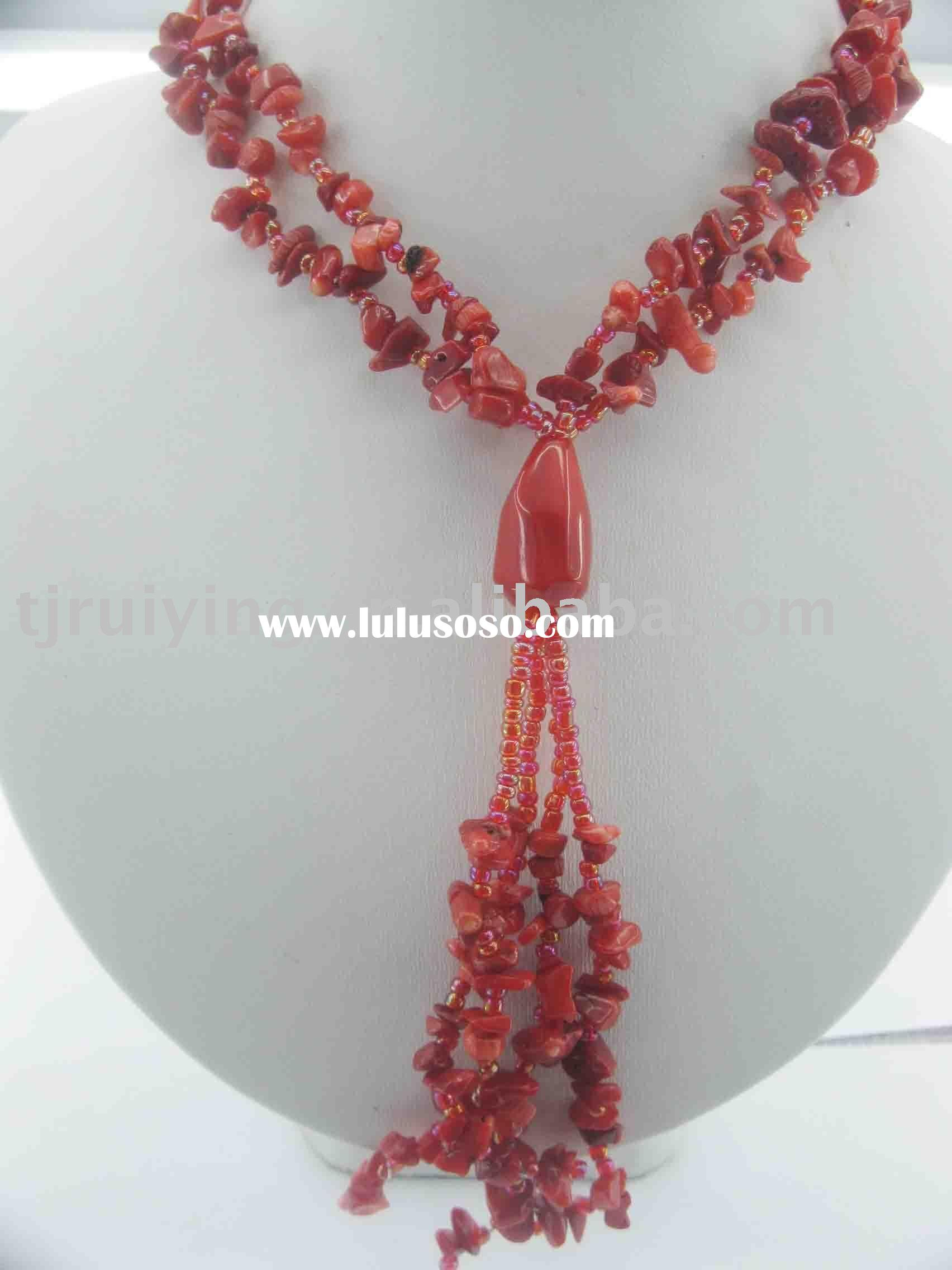 wholesale high quality fashion Coral jewelry