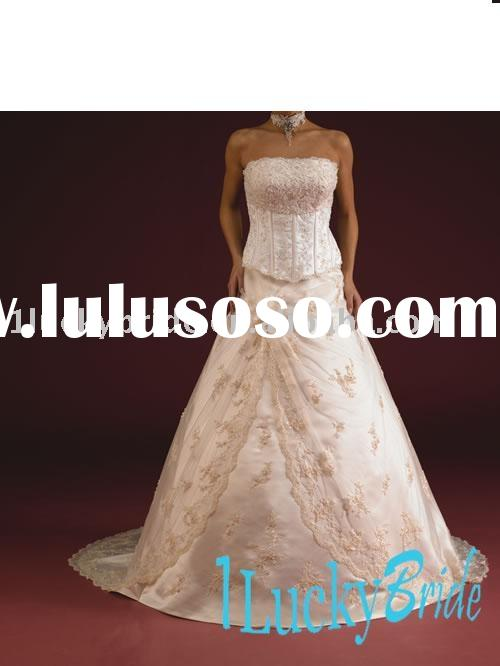 2008 New Wedding Dress ,Bridal Gowns, Wedding Gowns