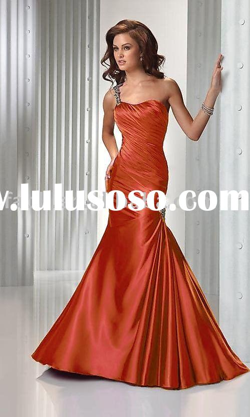 2010 Fall pageant evening dress for special occasion