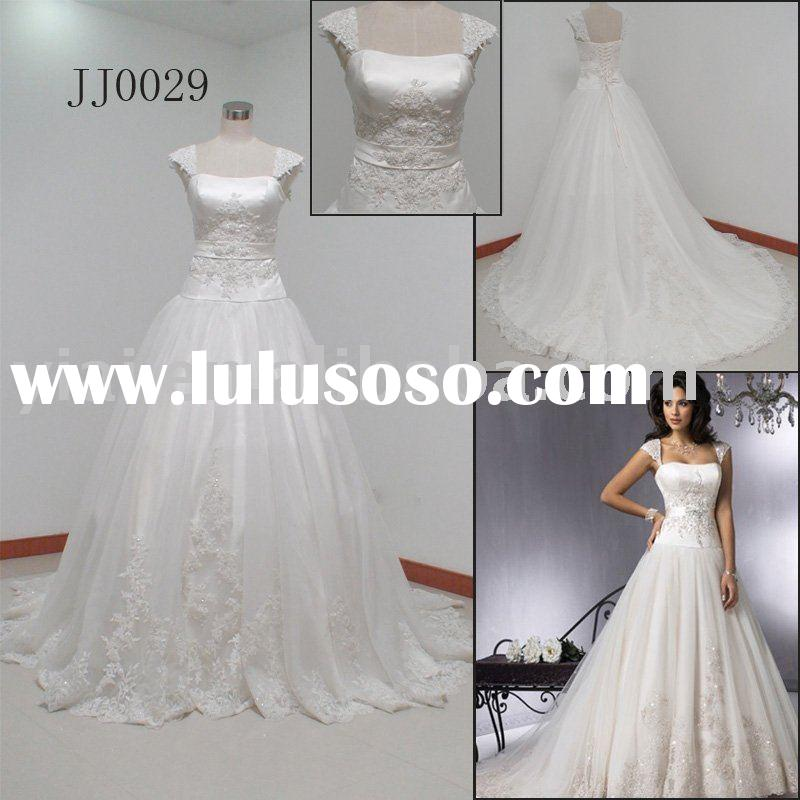 2010 Suzhou High Quality Cheap Bridal Gown JJ0029
