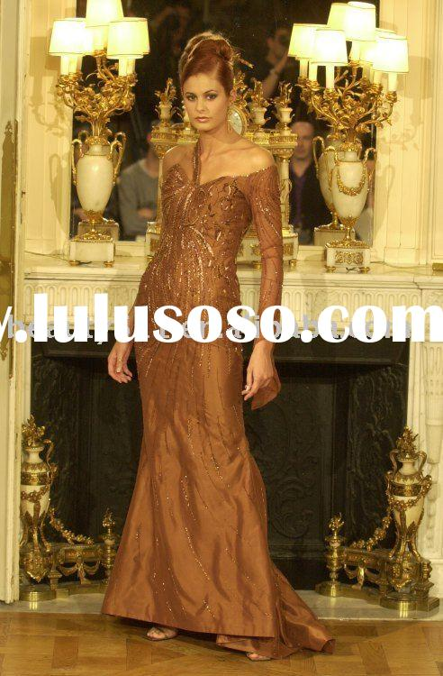 2010 arabic style designer prom dresses evening gown EUAH0277