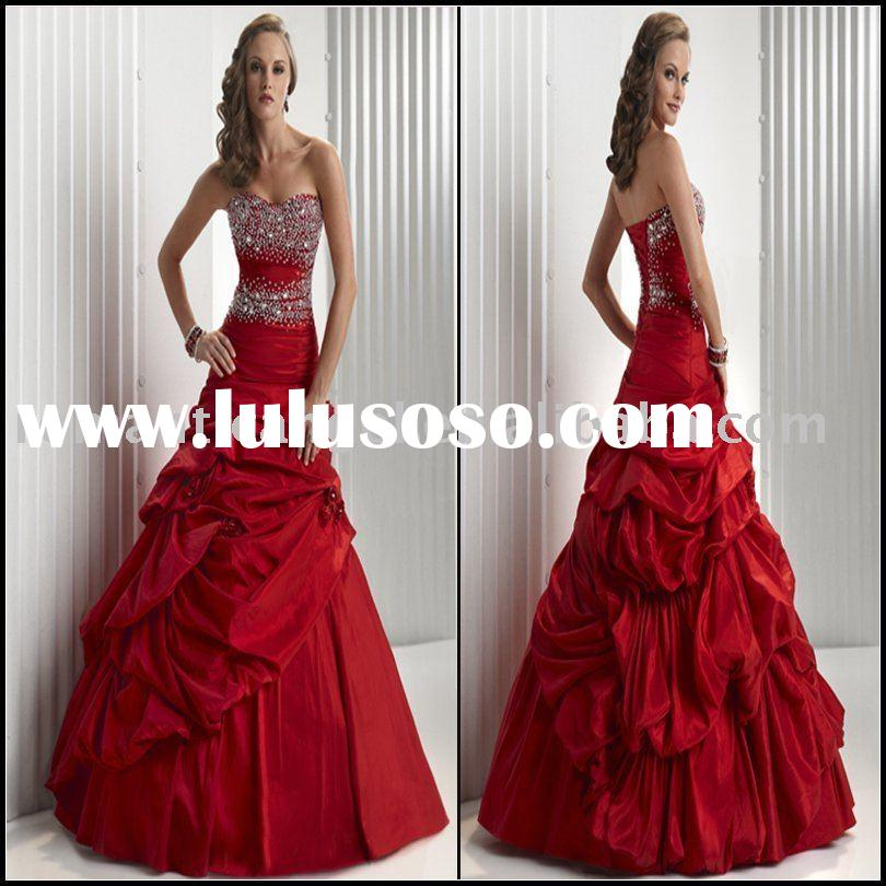 2010 hot-sales famous band prom dress