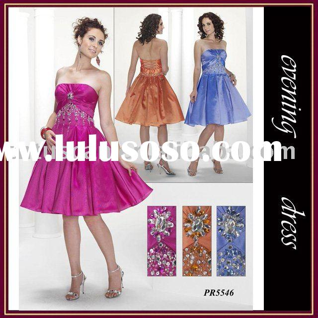 2010 prom gown wlf2117