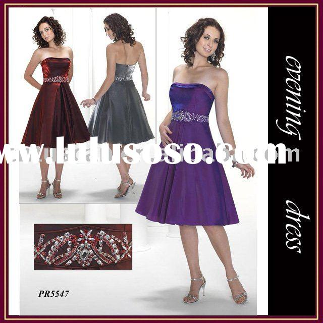 2010 prom gown wlf2118