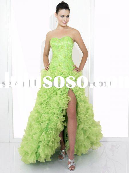 2011 Best Selling New Style Unique  Style Prom Dresses