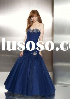2011 Fashion Best Stunning Prom Mermaid Dress
