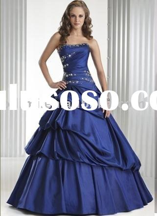 2011 New fashion Ball gown prom dress
