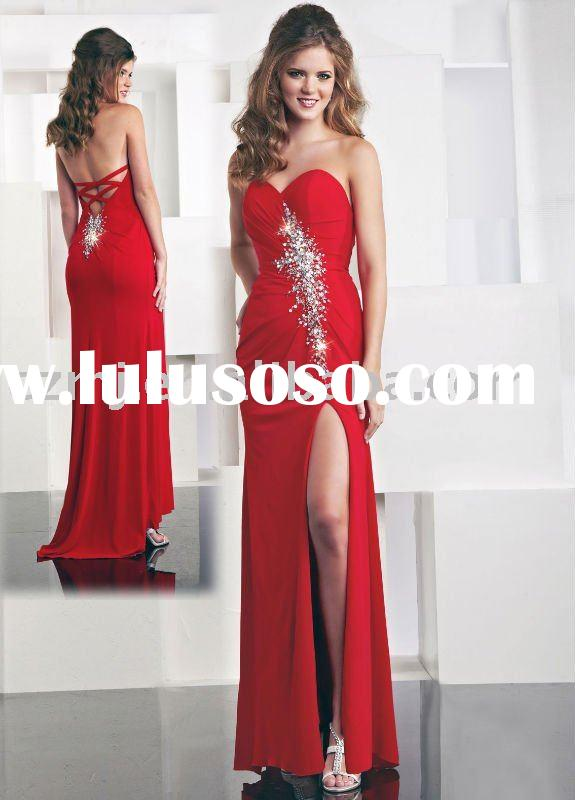2011 hot sell prom dress