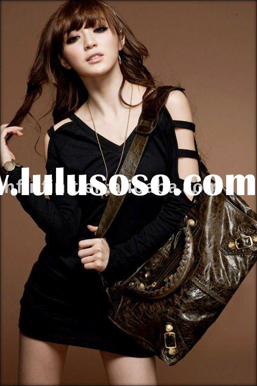 2011 latest fashion Cocktail Dresses evening dress black party dress Cake vest design on line