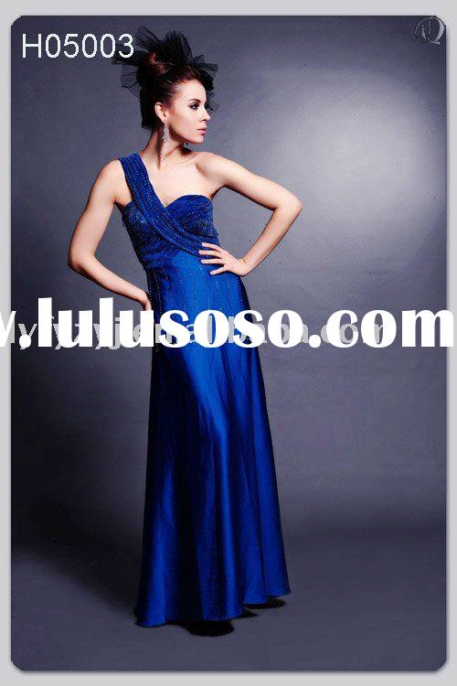 2011 new design party dresses for women/ ladies