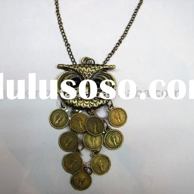 Antique bronze necklace jewellery