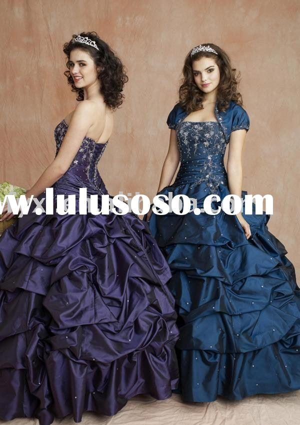 Ball gown prom dress RT-23