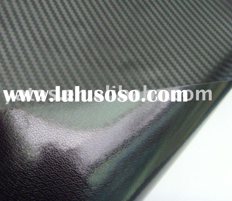 Black 3D Carbon Fiber Vinyl (With Air Free Bubbles)