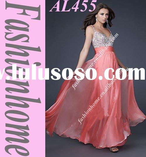 Bridesmaid dress Shinning AL455