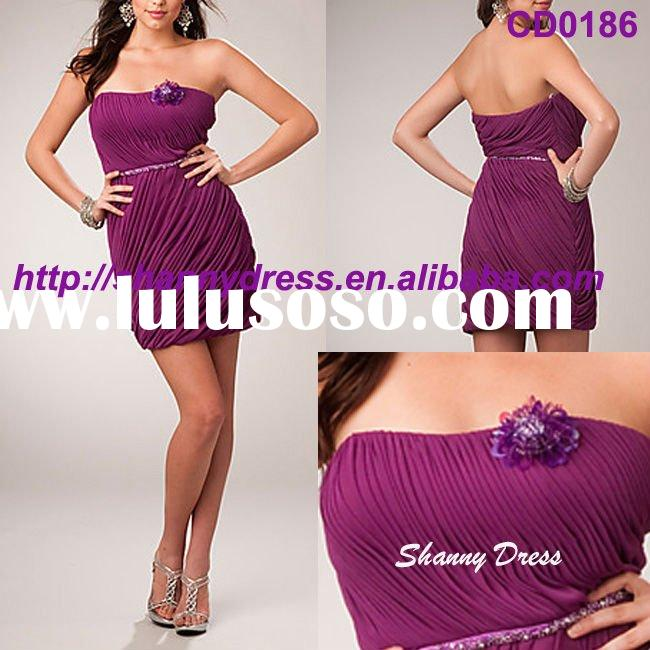 CD0186 Cocktail party dress
